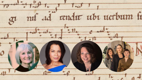 Roundtable Conversation: Women's Voices in Medieval Music